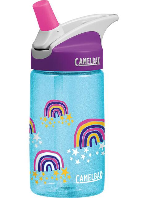 CamelBak Eddy Kindertrinkflasche 400ml Glitter Rainbows
